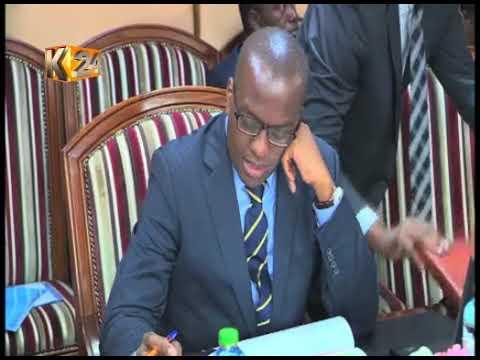 Governor Sonko terms the sudden resignation of his Deputy as a non issue