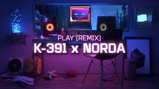 Gambar cover K-391, Alan Walker, Tungevaag, Mangoo - PLAY (K-391 x NORDA Remix)