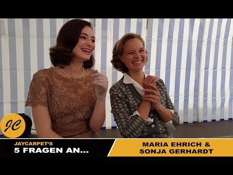 5 Fragen An... Maria Ehrich & Sonja Gerhardt  JayCarpet