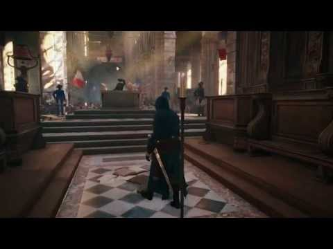 assassinss creed unitys virtual recreation of notre - 480×360