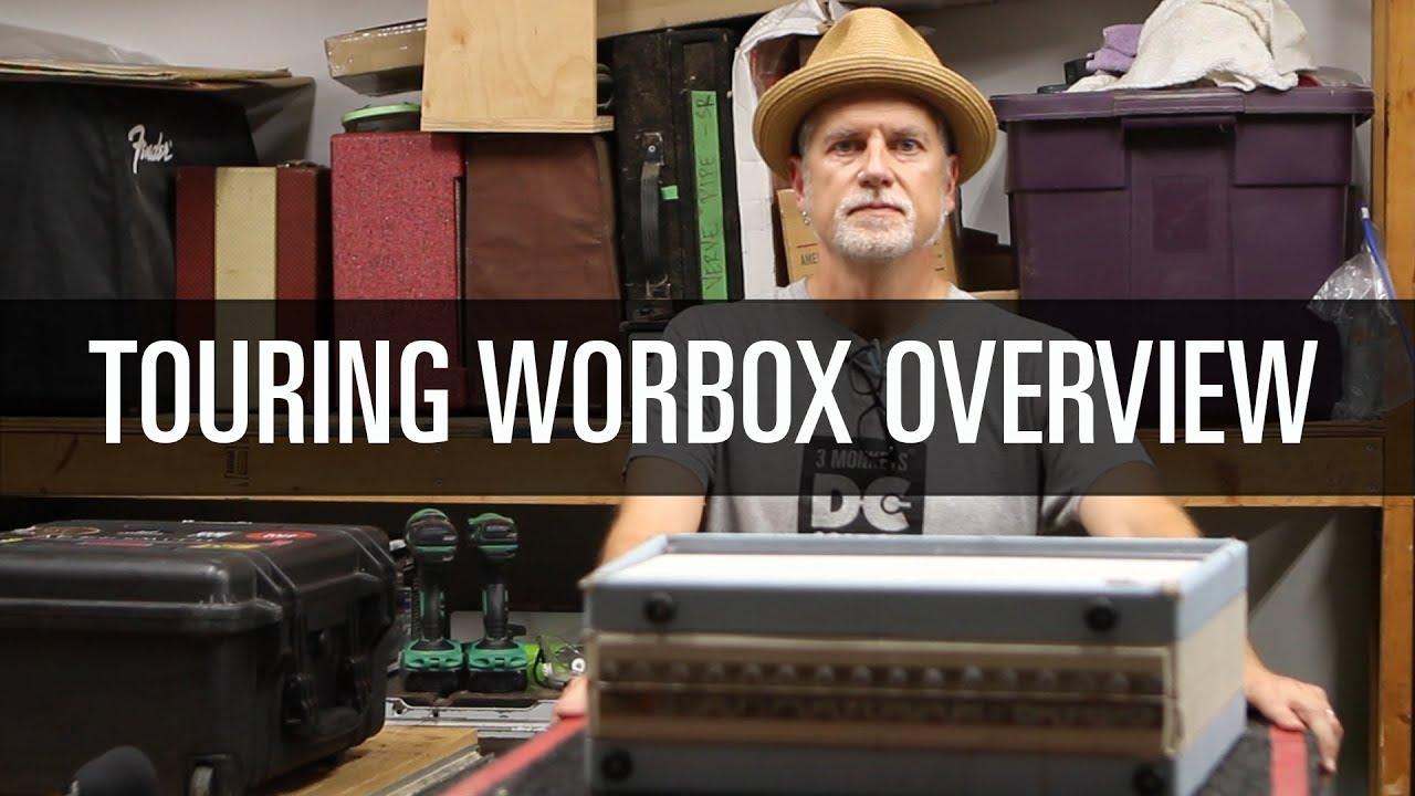 Greg Howard, Guitar Tech Workbox Overview