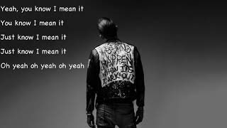 Geazy i mean it (Lyrics)