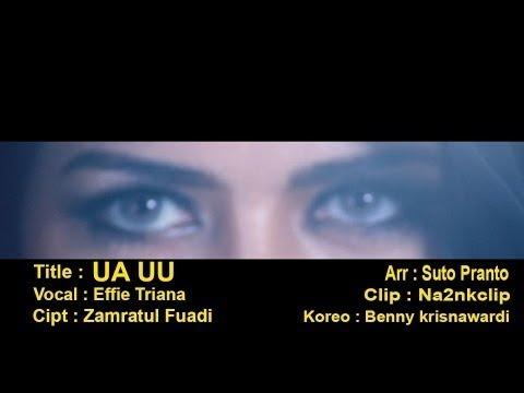EFFIE TRIANA - UA UU (Official Video)