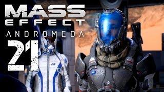 Mass Effect™ Andromeda Walkthrough (PS4) #021 - CORA HARPER: DIE ASARI ARCHE #1