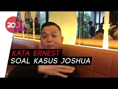Soal Kasus Joshua Suherman, Ini Kata Ernest Prakasa