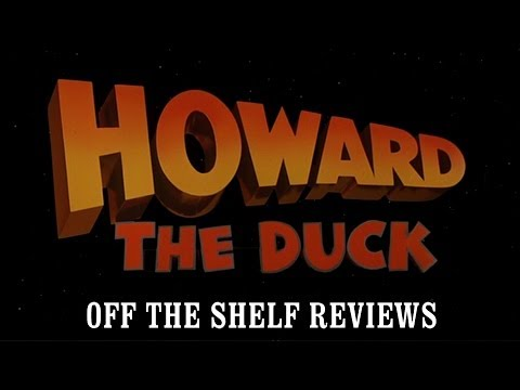 Howard The Duck Review - Off The Shelf Reviews