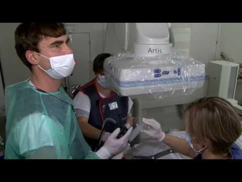 Pneumologie: Lungenspiegelung (Bronchoskopie)