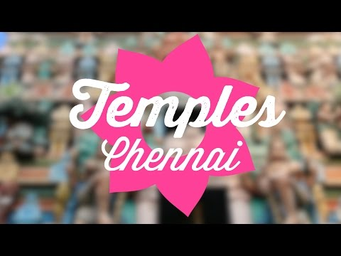 Top Temples to visit in Chennai | Chennai City Guide | Sid t