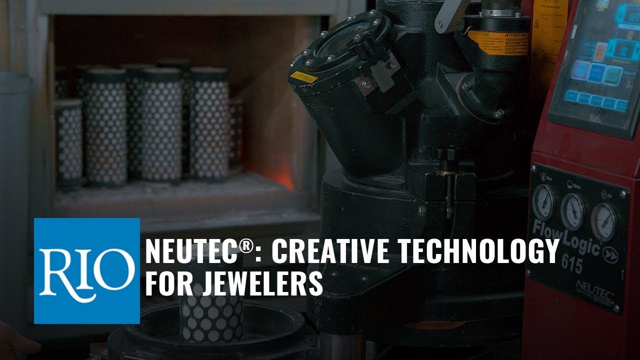 Neutec/Rio Grande™ Casting Machines and Laser Welders