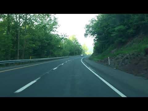 Interstate 70 - Pennsylvania (Exits 163 to 156) westbound