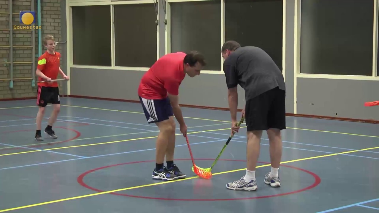 2018 week 7 - Sport - De Goudse Floorball Club