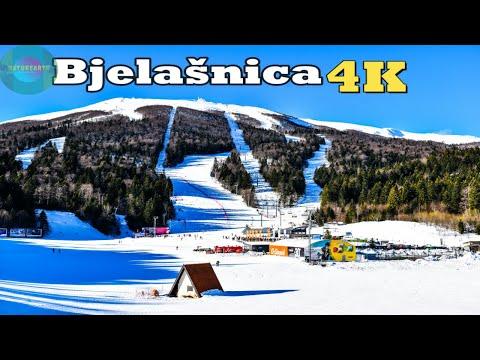 Bjelašnica - Olympic Mountain