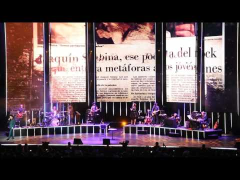 JOAQUIN SABINA - LO NIEGO TODO | AUDITORIO TELMEX