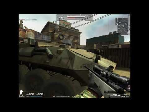 sniper sKills :D