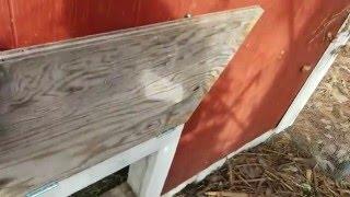 Simple DIY Automatic Chicken Coop Door
