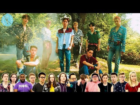 Classical Musicians React: EXO 'Going Crazy' Vs 'Forever'