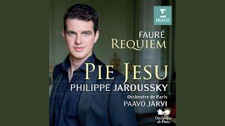 Requiem in D Minor, Op. 48: IV. Pie Jesu (Adagio)