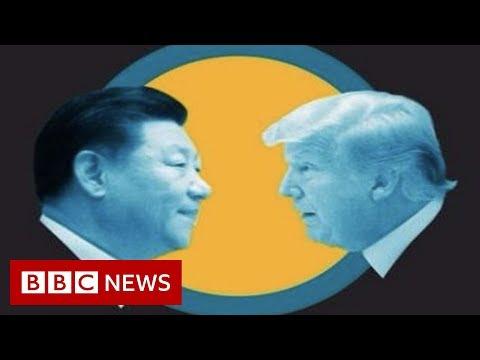 China - US Relations: How A Trade War Became A Tech War - BBC News