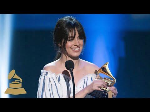 Camila Cabello wins her first Grammy Award