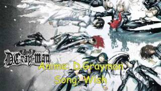 *~D.Grayman-- Wish~* [YamiCOVER//YamiGIFT]