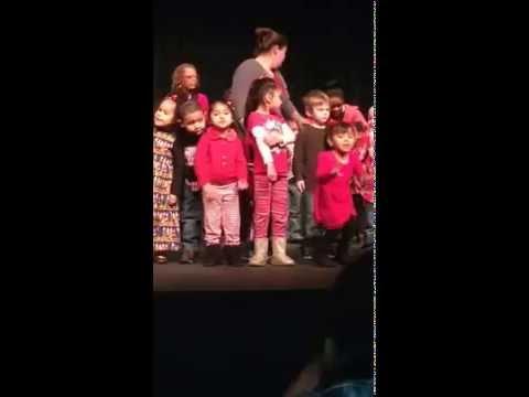 Alisa y yajaira,Christmas song