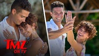 Sarah Hyland Engaged to 'Bachelorette' Star Wells Adams! | TMZ TV