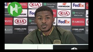Download Video Arsenal v Qarabag I Ainsley Maitland-Niles: I was racially abused in my youth career MP3 3GP MP4