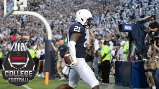College Football Highlights: No. 10 Penn State survives against Appalachian State in overtime | ESPN