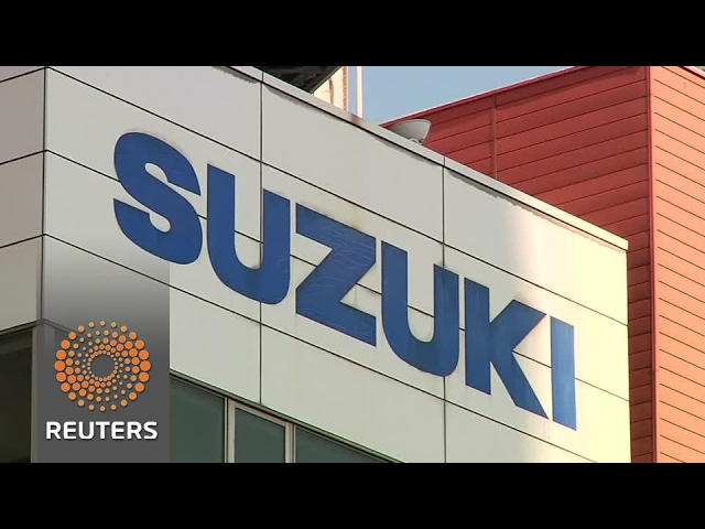 Toyota and Suzuki agree to start tie-up talks