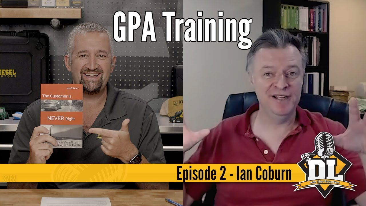 The DL - Episode 2 - GPA Training