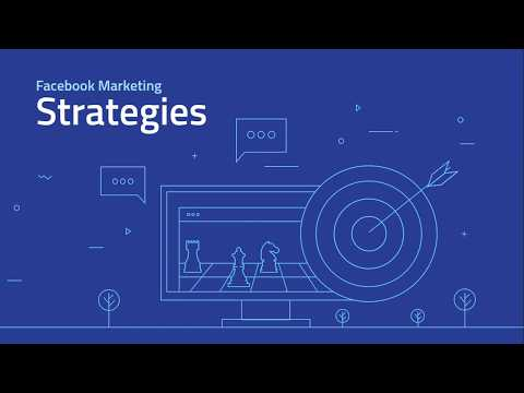 Facebook Marketing Powerpoint Template