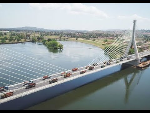 Uganda news | Jinja's new bridge ready