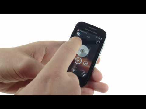 Sony Ericsson Mix Walkman UI