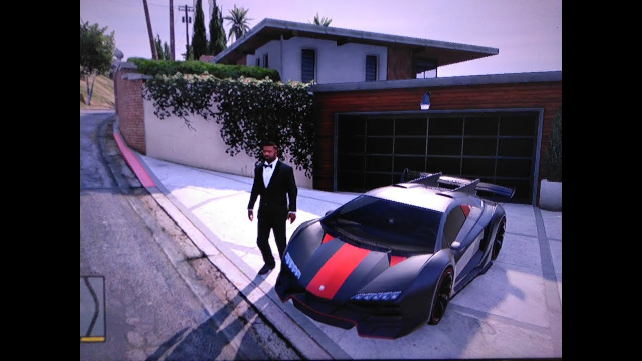 Lokasi Mobil Super Sport Lamborghini Di Gta 5 Youtube