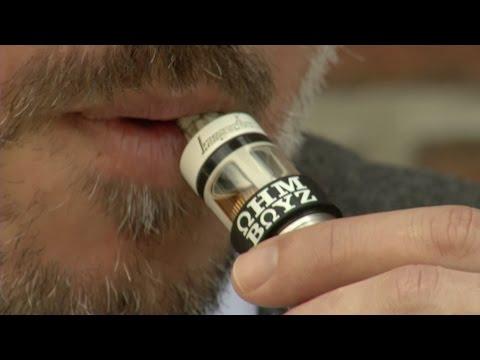 New FDA Rules Limit the Sale of E-Cigarettes