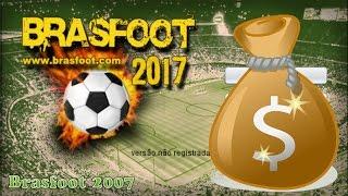 Brasfoot 2017 - Ganhando Dinheiro Fácil