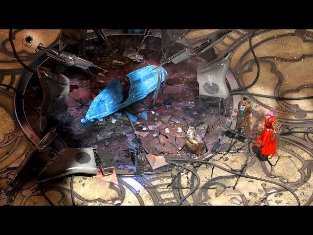 Torment: Tides of Numenera (видео)