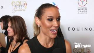 Lolo Jones just wants a great fight from Pacquiao Mayweather match