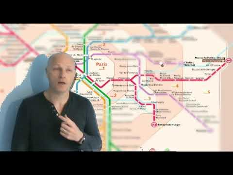 Comment prendre le métro ou le RER dans Paris - Tipeee activé ;-)