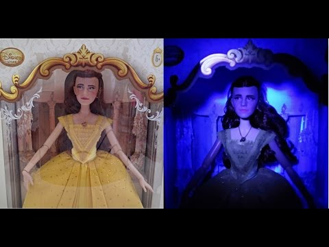 Disney Belle Live-Action Limited Edition Doll