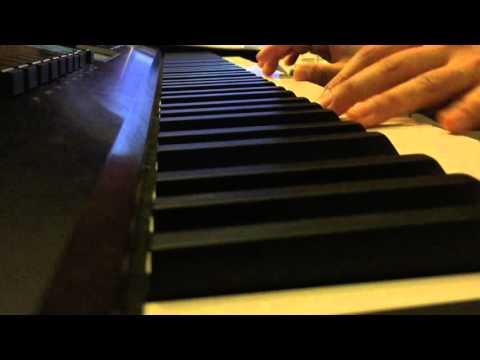 Herbert Grönemeyer - Halt mich (Piano Cover - Intro)