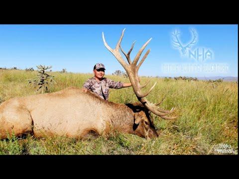 2018, Elk Hunting The San Carlos With NHA