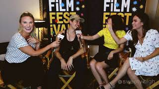 Dylan Sprouse caught in a LOVE Triangle bt Hannah Marks & Liana Liberato in 'Banana Split'