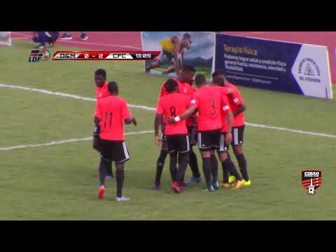 ¡Gol de Pablo Marisi!   OYM FC VS Cibao FC  Liguilla 2018