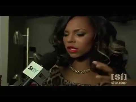 Ashanti Making Of The Way That I Love You