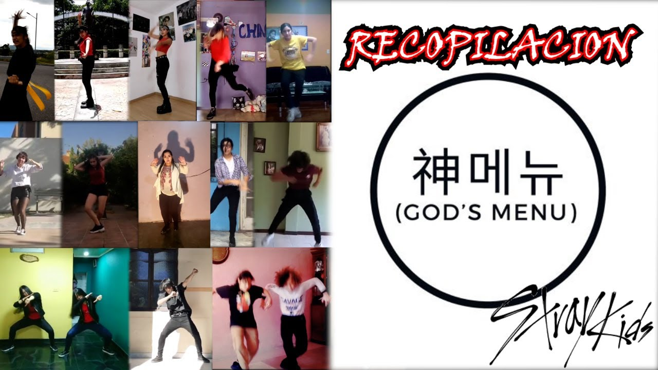 Recopilacion Dance cover[God's menu/Straykids]
