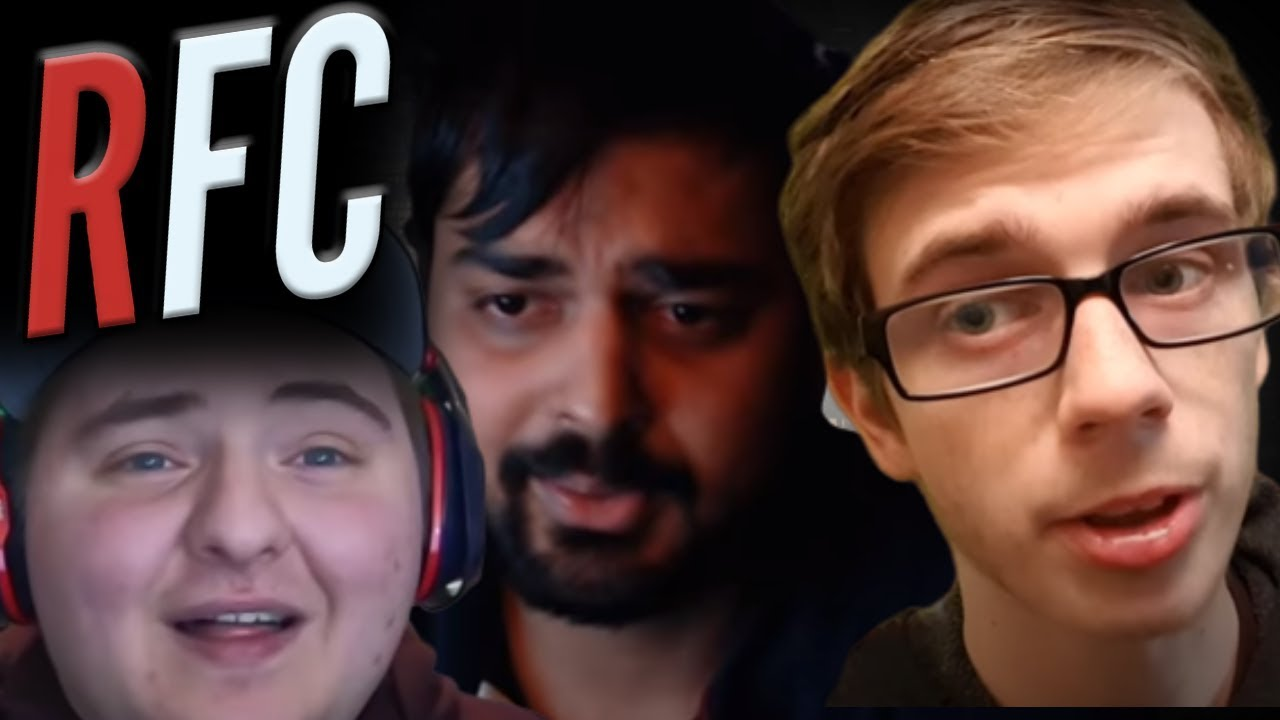 """This is Trash"" Bowblax and Nicholas DeOrio Argue Over Mutahar's Apology"
