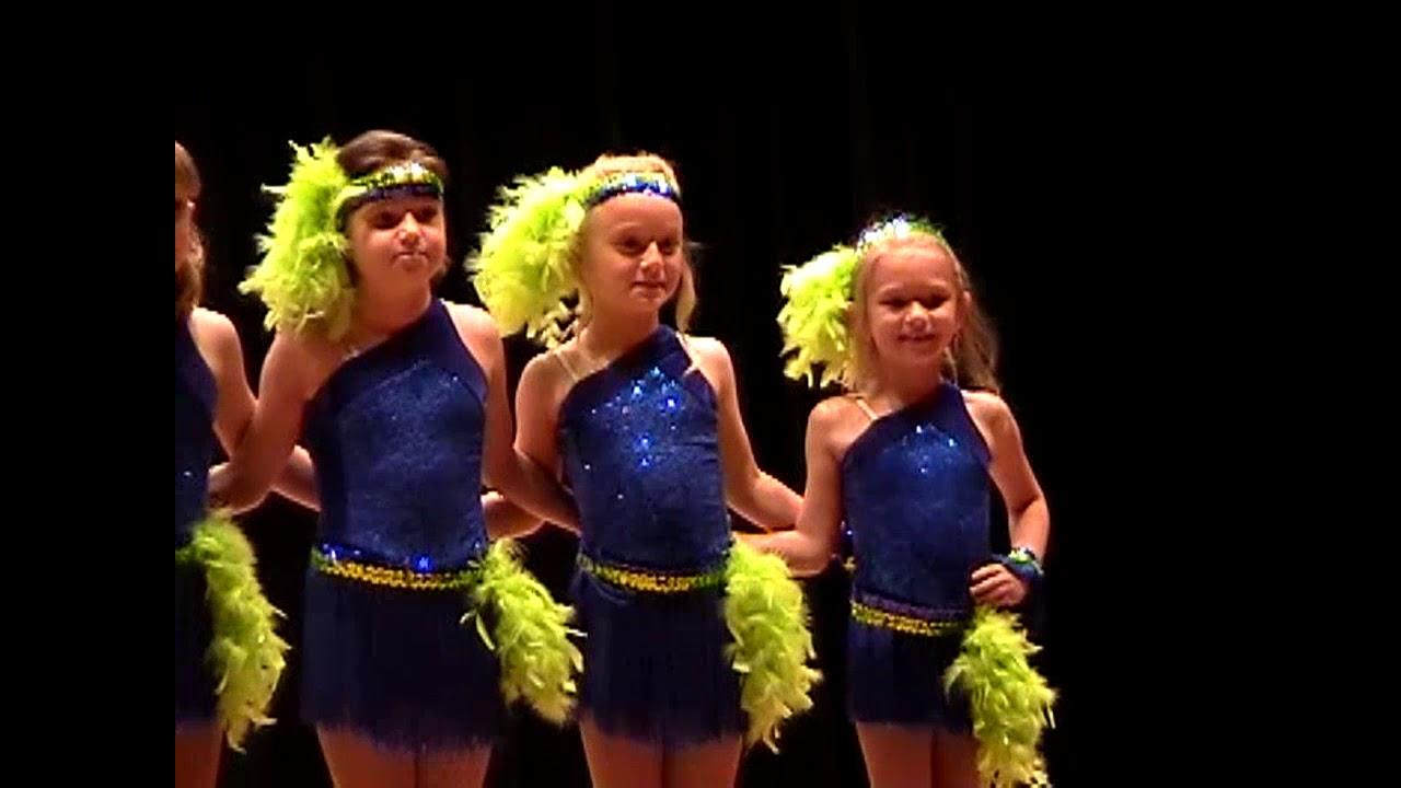 Langlois-Racine Dance  6-3-10