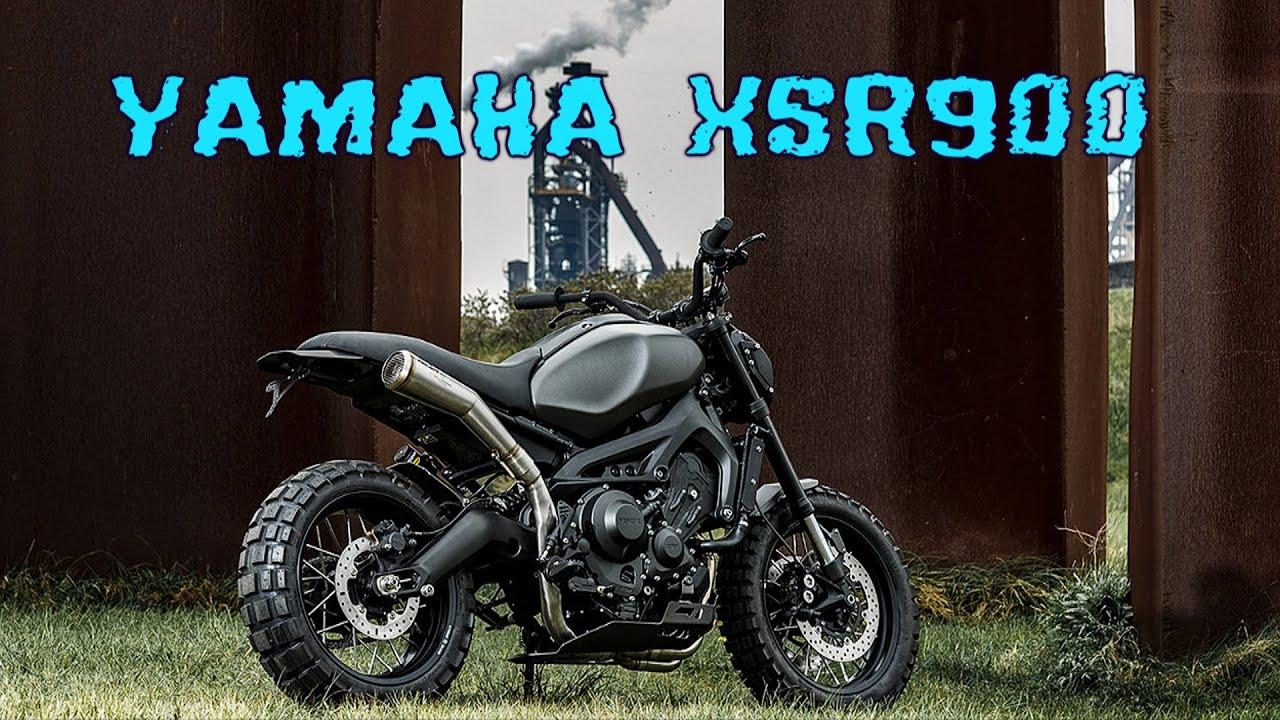 Yamaha XSR 900 Custom
