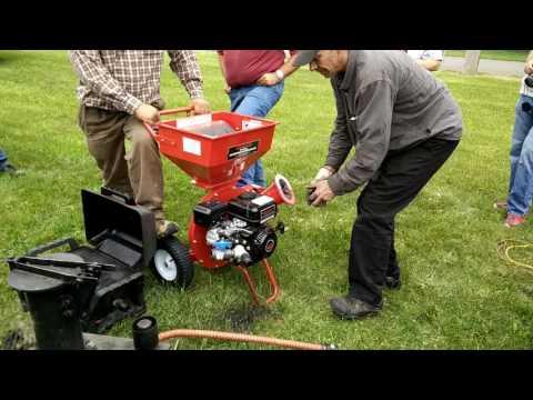 Woodgas Show & Tell: Matt Ryder's Vulcan Gasifiers